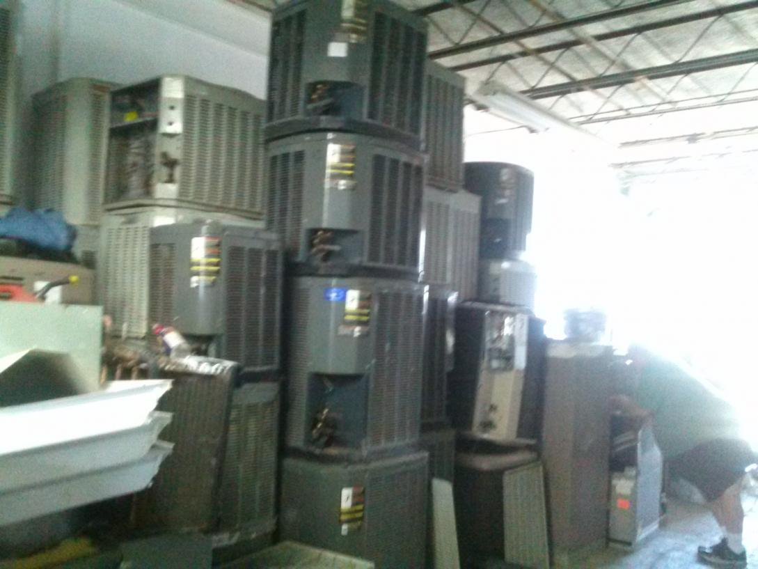 How To Maximizing scrap air conditioning units !!SO CALLED SCRAP!!