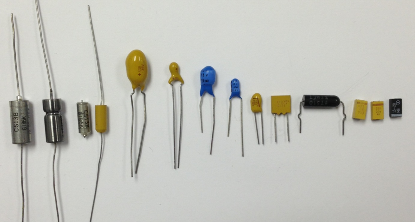 21610 Tantalum Capacitor Scrap 4 on ceramic capacitor types