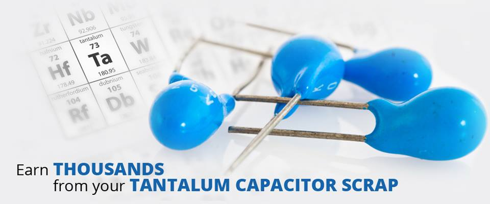 21610 Tantalum Capacitor Scrap on ceramic capacitor markings