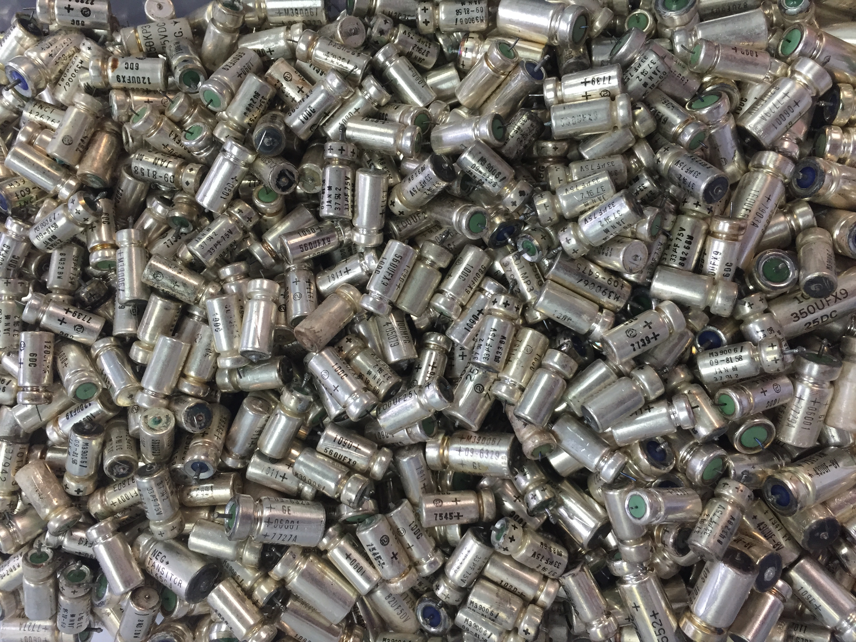Catalytic Converter Prices >> International - Tantalum capacitor scrap